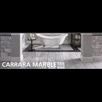 Marmer Carrara Uk 15X30-20X30-30X30-30X60 Cm Marmer Putih Import Italy-Cuci Gudang 1