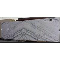 Beli Marmer Statuario Venato Marmer Putih Import Italy Slab 4