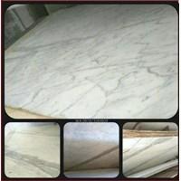 Jual Marmer Statuario Venato Marmer Putih Import Italy Slab 2