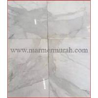 Distributor Marmer Statuario Venato Marmer Putih Import Italy Slab 3