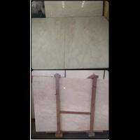 Beli Marmer Ujung Pandang Marmer Cream Uk 60X60 Cm & Slab 4