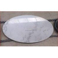 Beli Top Marmer Meja Bulat Marmer Import Segala Macam Type Dan Warna 4