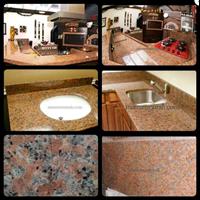 Jual Meja Granit Orange Meja Granit Agypt Red Meja Dapur Meja Kitchen Meja Wastafel Meja Bar Meja Pantry Meja Counter Meja Rias Meja Roti
