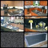Jual Meja Granit Abu Meja Dapur Kitchen Wastafel Bar Pantry Counter