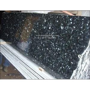 Dari Tangga Granit Hijau Tua Mata Kucing Import (T15) 2