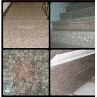 Jual Tangga Granit Coklat Tangga Granit Brown Import (T10)