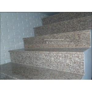 Dari Tangga Granit Coklat Tangga Granit Brown Import (T10) 2