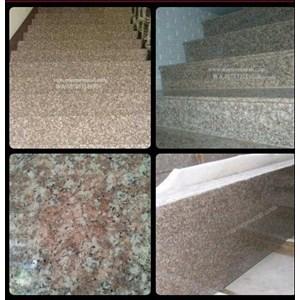 Dari Tangga Granit Coklat Tangga Granit Brown Import (T10) 0