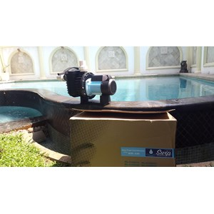 pompa sirkulasi kolam renang