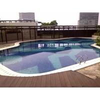 kolam renang sehat