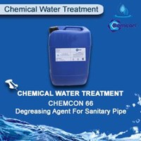 CHEMCON 66 - Degreasing Agent For Sanitary Pipe