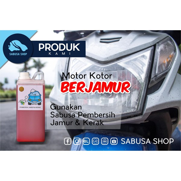 Sabusa waterspot & Crust Remover