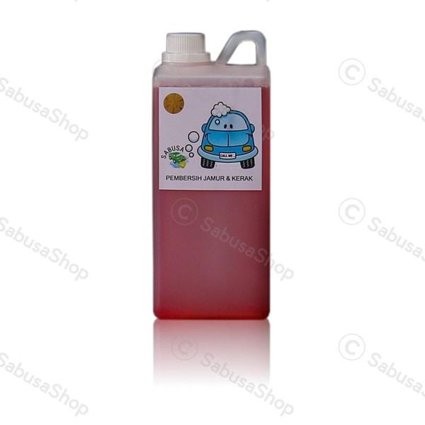 Obat Pembersih Jamur Kaca Body Pembersih Kerak Kaca Body SABUSA 1 Liter