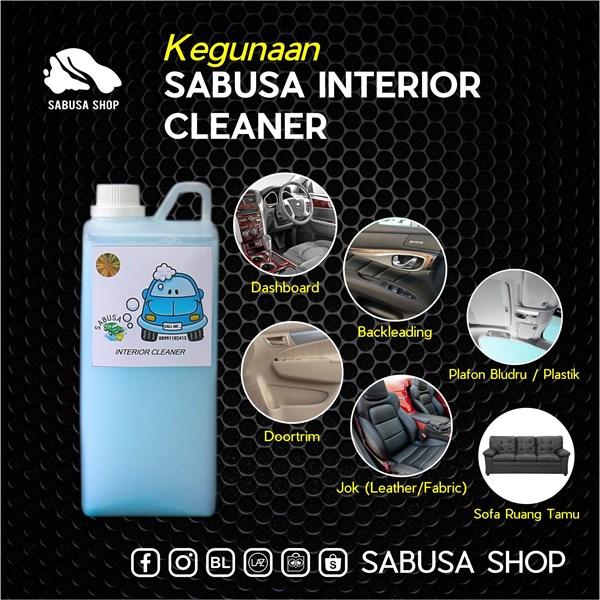 Sabusa Interior Cleaner