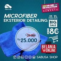 Lap Microfiber For Eksterior Detailing