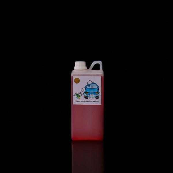 PAKET EKSTERIOR Pembersih Jamur Kerak Kaca Body Lap Microfiber Eksterior Dan Kaca Quick Wax Dll