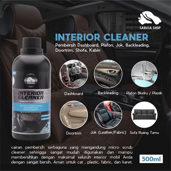 SABUSA Interior Cleaner 500ml