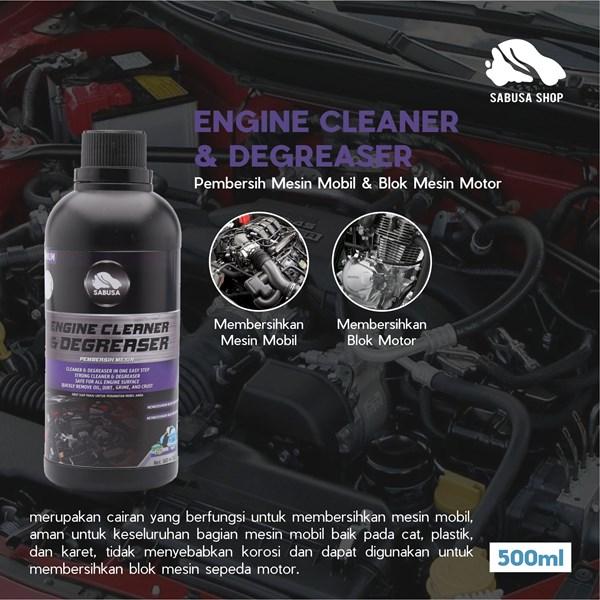 SABUSA Engine Cleaner & Degreaser