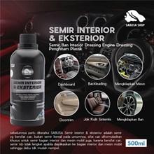 Semir Interior Dan Eksterior Mobil SABUSA 500ml