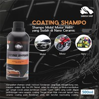 SABUSA Nano Ceramic Coating Shampoo