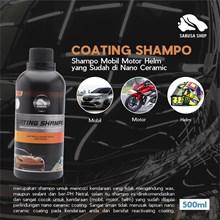Shampo Mobil Motor Helm Yang Sudah Di Nano Ceramic