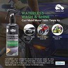 SABUSA Waterless Wash & Shine 1