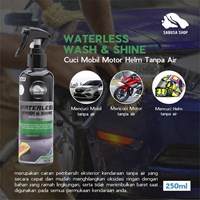SABUSA Waterless Wash & Shine
