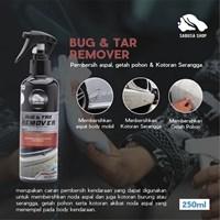 Pembersih Aspal Getah Pohon & Kotoran Burung Body Kaca Mobil SABUSA 250ml