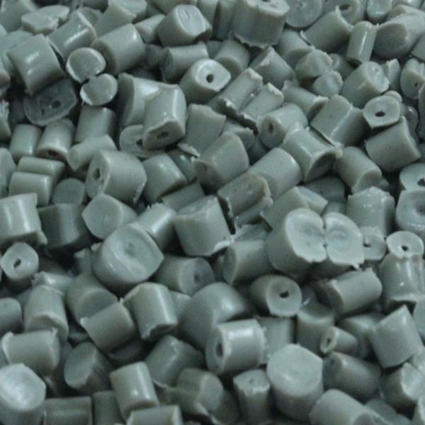 Pelet Plastik HDPE Abu-abu