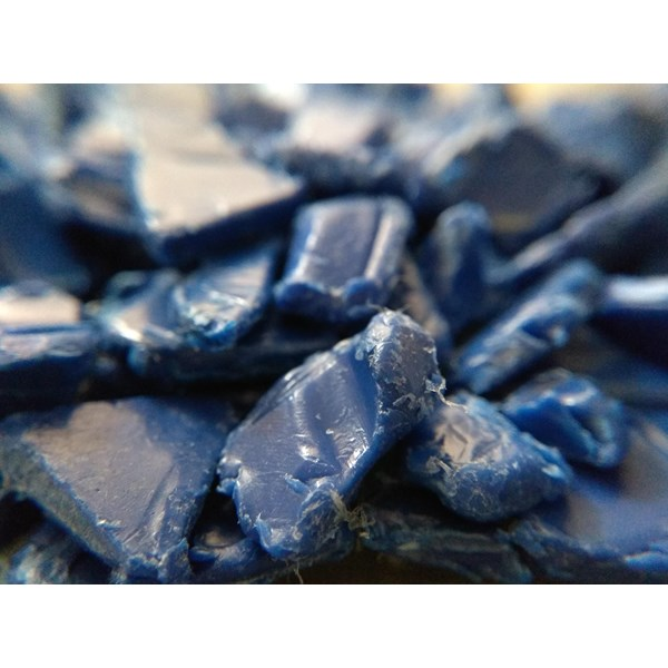 Gilingan Plastik PP Krat Biru