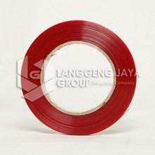 Tali Strapping Kerajinan (Merah)
