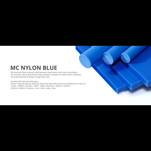 Nylon Biru Atou Mc blue 081287202099