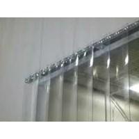 Tirai Plastik Pvc Curtain Transparan (Clear) 081287202099