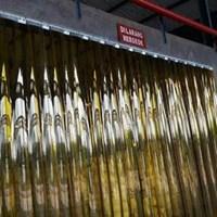 Mika Plastik Pvc Yellow(Tirai Plastik)