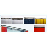 Pvc Strip Curtain Reed