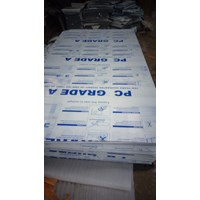 Polycarbonat Solid Clear 3mm 1220 x 2440