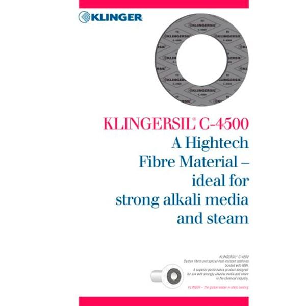 Klingersil C-4500 Lembaran
