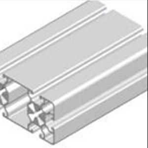 Aluminium Profile 100x50 H8