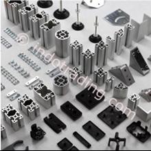 Aluminium Profile Kabel Pemegang