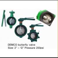 Butterfly Valve Demco