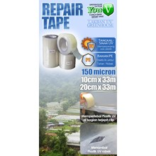 Greenhouse Plastic Repair Tape (Lakban UV)
