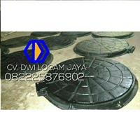 Manhole Bulat