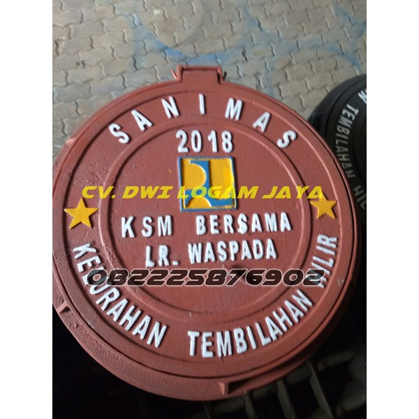jual Manhole cover ipal