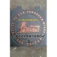 jual manhole chamber pedestrian