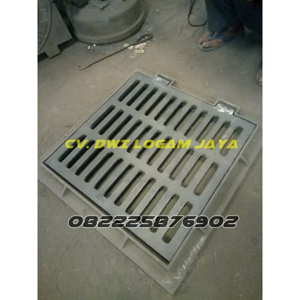 Jual Grill inlet manhole cover