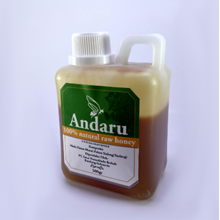 Andaru Raw Honey 500 gr