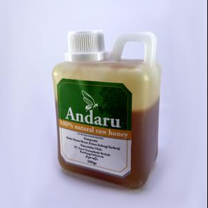 Madu Murni Andaru Raw Honey 500 gr