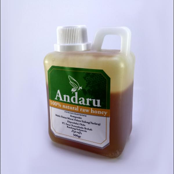Andaru Raw Honey 500 gr