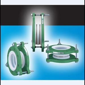 Fluoropolymer Flexible Joint Bellow Type Flonexa