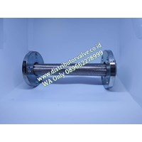 Jual Flexible Hose Stainless Steel  Flange Type SF-600 TOZEN